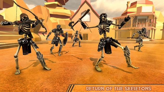 Wild West Epic Battle Simulator 截图 10