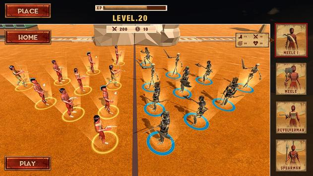 Wild West Epic Battle Simulator 截图 1