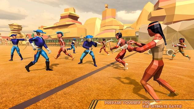 Wild West Epic Battle Simulator 截图 8