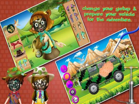 Crazy Summer Camp Adventure screenshot 1