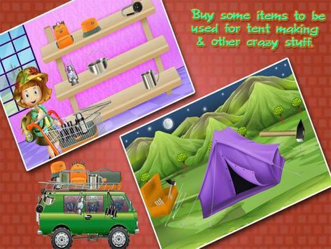 Crazy Summer Camp Adventure screenshot 2
