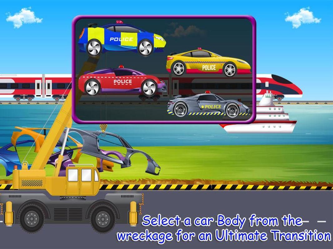 Car Mechanic Simulator  Apk