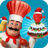 Chef Restaurant Food Fever icon