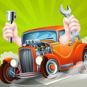 Car Mechanic Factory Simulator icon