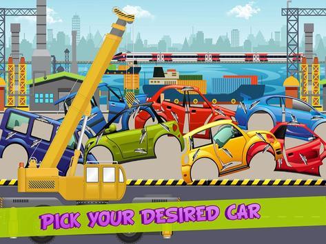 Car Mechanic Factory Simulator apk screenshot