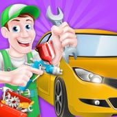 Car Wash Salon & Spa icon