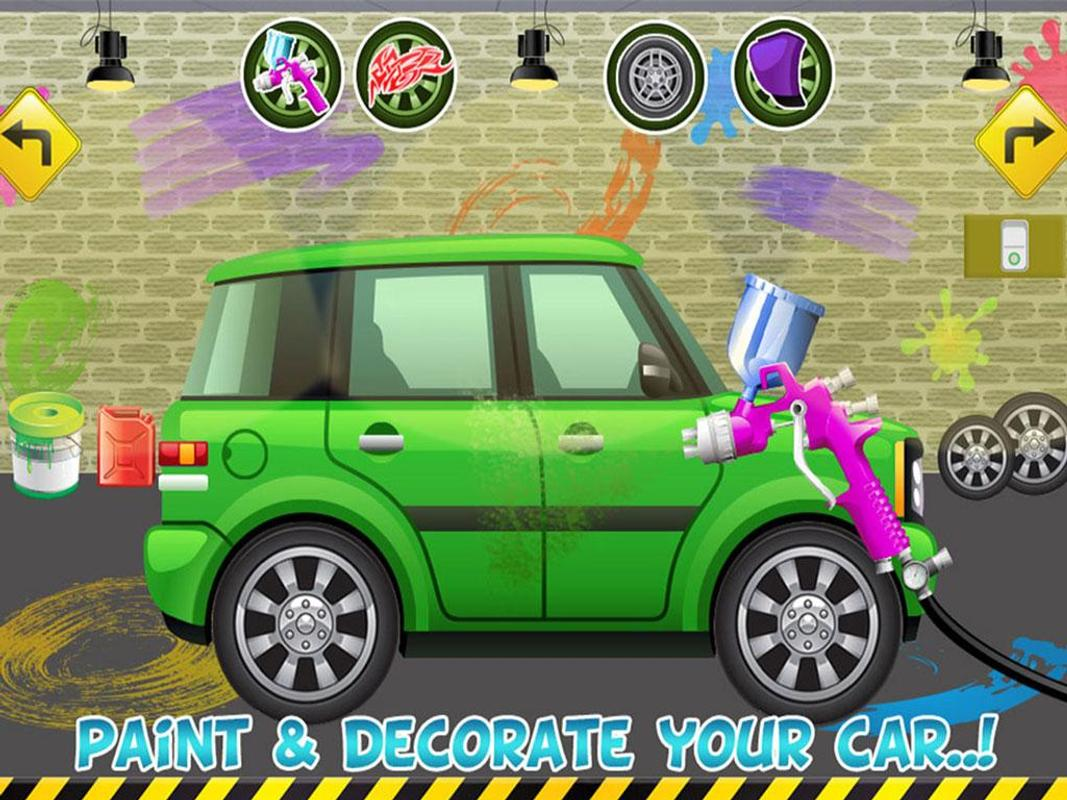 Car wash salon spa apk download free casual game for for The car salon