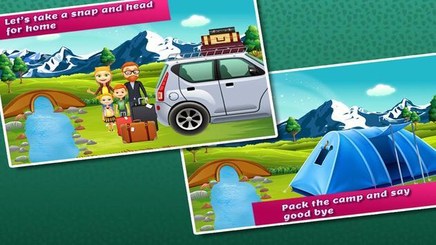 Kids Summer Camp Adventure screenshot 14