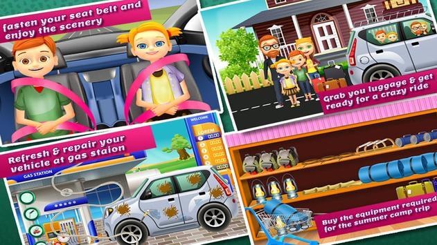 Kids Summer Camp Adventure screenshot 12