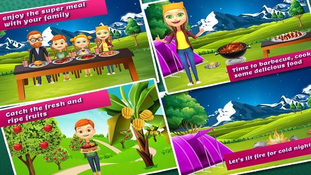 Kids Summer Camp Adventure screenshot 13