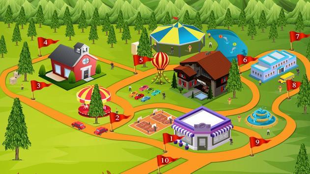 Kids Summer Camp Adventure screenshot 1