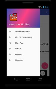 How to open zip files on android screenshot 1