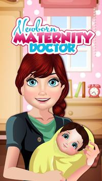 Maternity Surgery Doctor poster