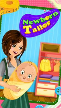 Newborn Tailor Boutique poster