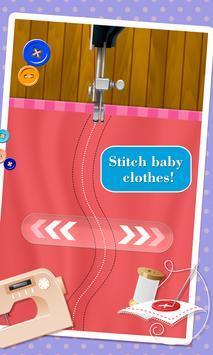 Newborn Tailor Boutique apk screenshot