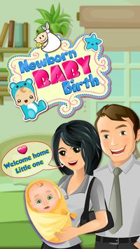 Little Newborn Baby Birth apk screenshot