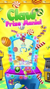 Claw Prize Mania poster