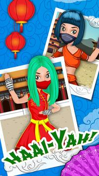Kungfu Chick-School Girl Fight screenshot 3