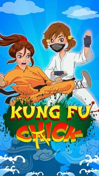 Kungfu Chick-School Girl Fight poster