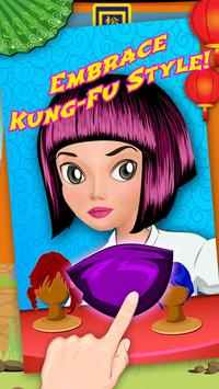 Kungfu Chick-School Girl Fight screenshot 1
