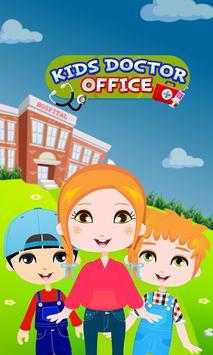 Kids Doctors Rescue Office apk screenshot