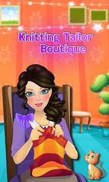 Knitting Tailor Boutique poster