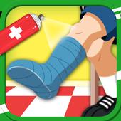 Leg Doctor - Surgery Games icon