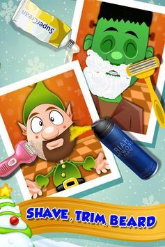 Santa Christmas Shave screenshot 7