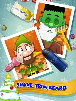 Santa Christmas Shave screenshot 3
