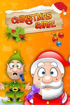 Santa Christmas Shave screenshot 5