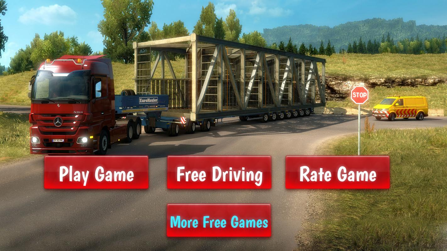 New Truck Simulation 2018 For Android Apk Download