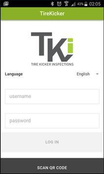 TireKicker Inspections poster