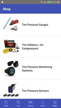 Tire Pressure Tools screenshot 5