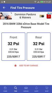 Tire Pressure Tools screenshot 2