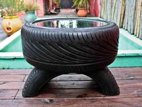 Tire Recycling Ideas apk screenshot