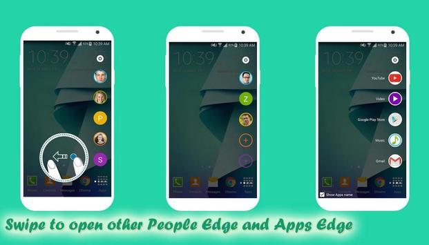 Quick Contact Edge screenshot 1
