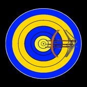 Tir cibles icon
