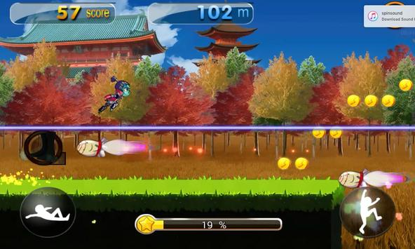Turtle Samurai Incredible War screenshot 3