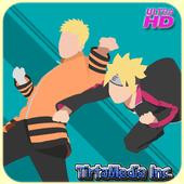 Anime Boruto Wallpapers HD icon