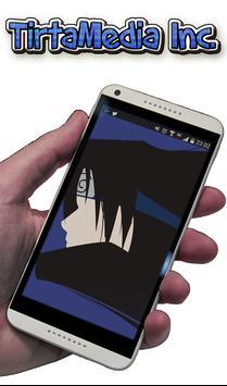 Best Sasuke Uchiha Wallpapers HD apk screenshot