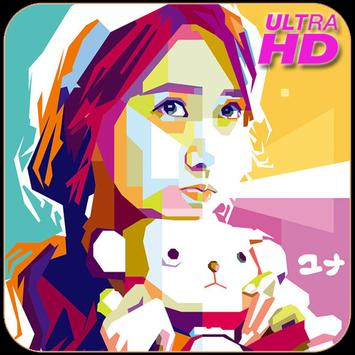 Best Yoona Wallpapers HD apk screenshot