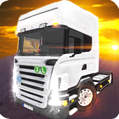 Real Truck Driving Simulator icon