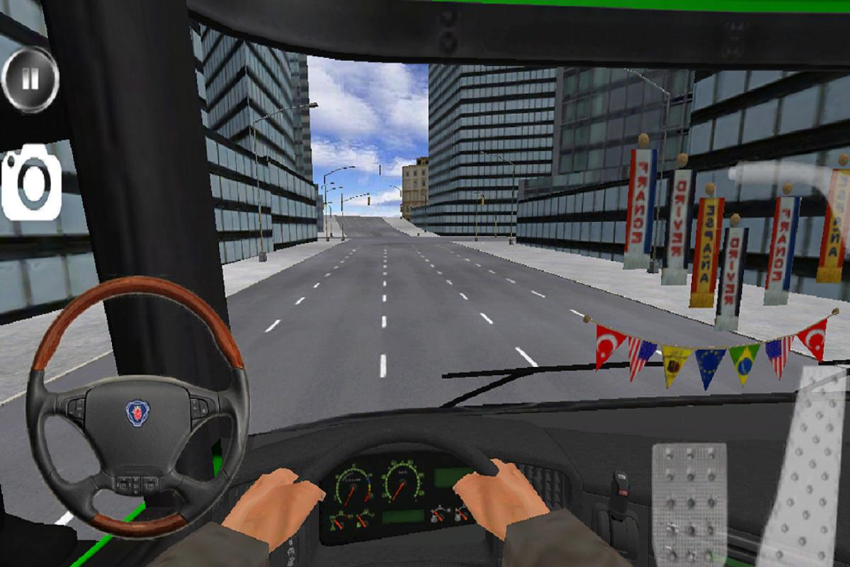 Real Truck Driving Simulator For Android Apk Download