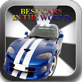 Best cars in the world icon