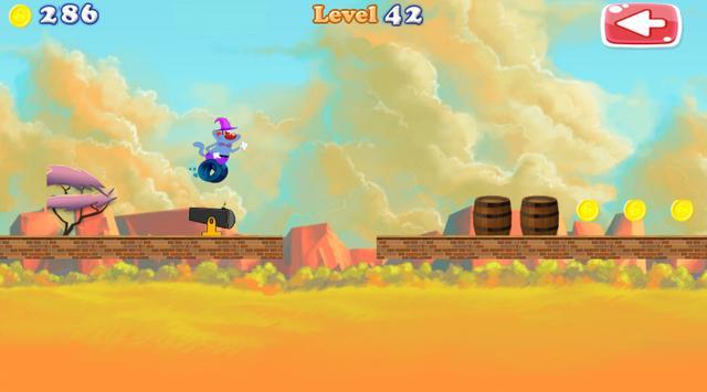 Escape Happy oggy apk screenshot