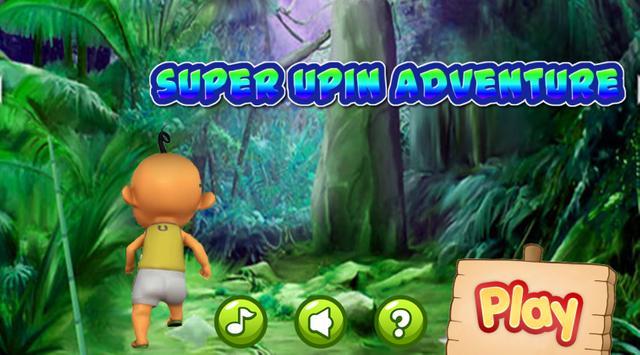 Super Upin Adventure poster