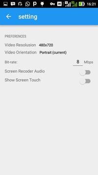 Screen Recorder - No Root screenshot 5