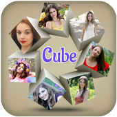 3d Cube Live wallpaper icon