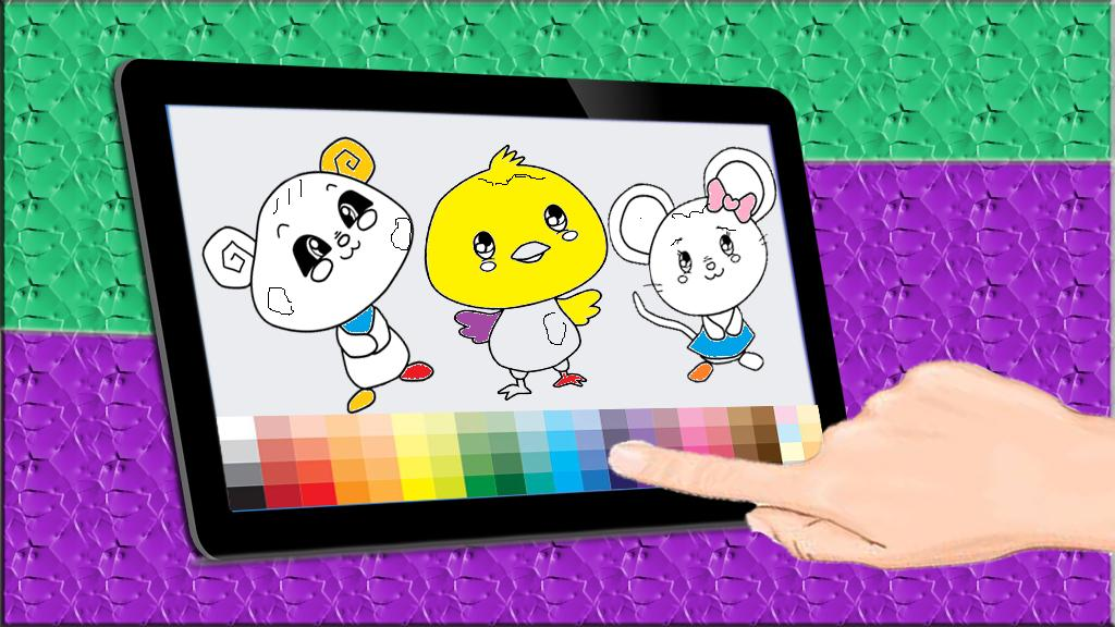 Titonis Cahier De Coloriage For Android Apk Download