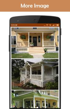 Front Porch Designs poster